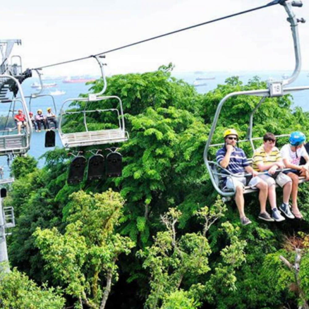 [싱가포르] |싱가포르| 센토사 스카이라인 루지 티켓 & 스카이 라이드 (4회)