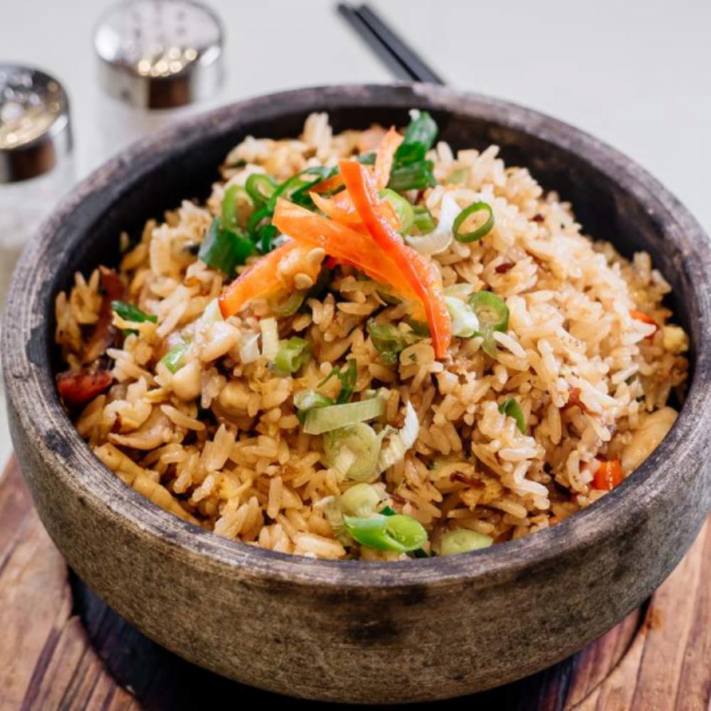 [홍콩]  홍콩  몽콕 희운 로스트 키친 중국식 바비큐 + 라이스 세트