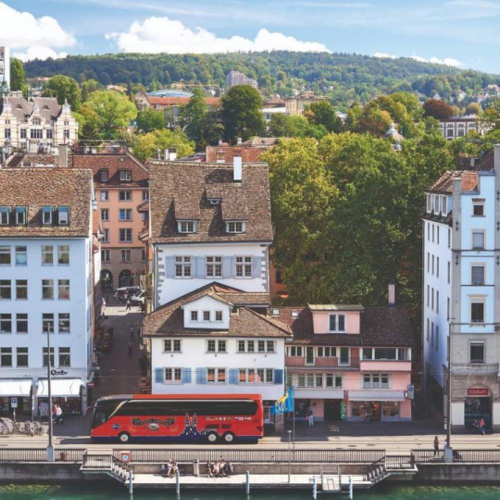 [스위스]  루서린  취리히 시티 버스 투어 입장권
