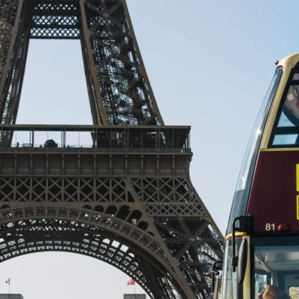 [프랑스]  파리  파리 빅버스 시티투어 2일 디럭스 투어 (센느강 크루즈 포함)