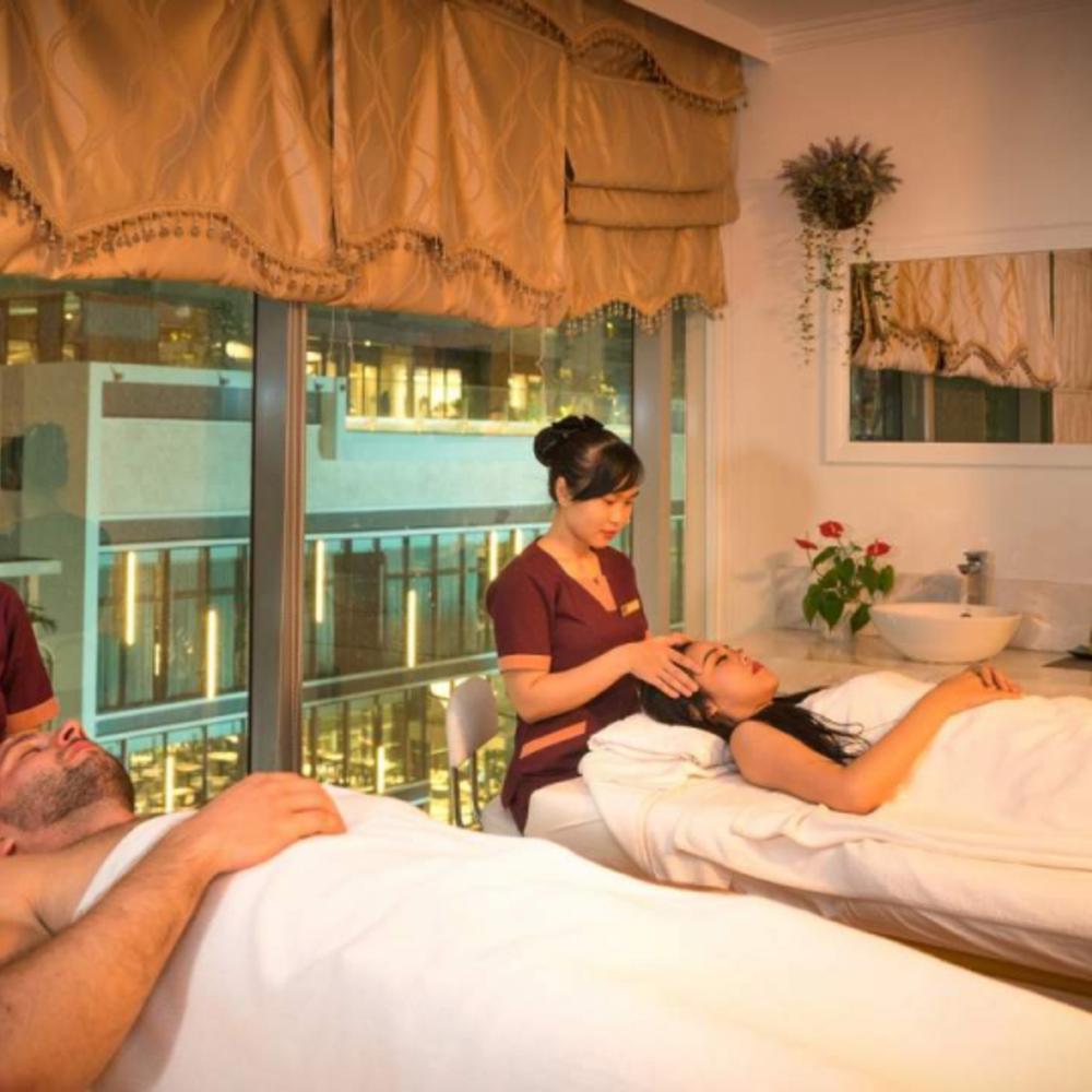 [베트남] |나트랑| 나트랑 갈리나 호텔 & 스파 마사지 서비스 발  풋 케어