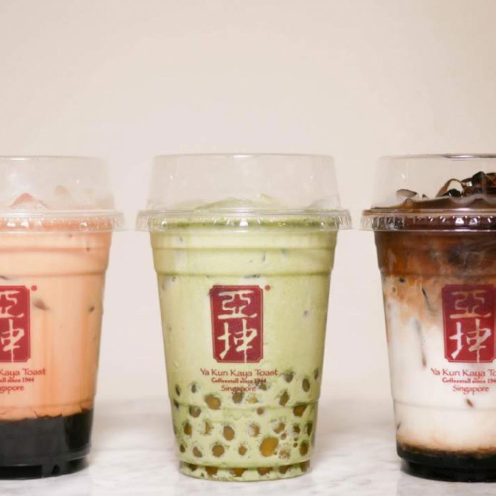 [태국] |방콕| 방콕 야쿤 커피 & 토스트 카야  + 버터 세트 2개