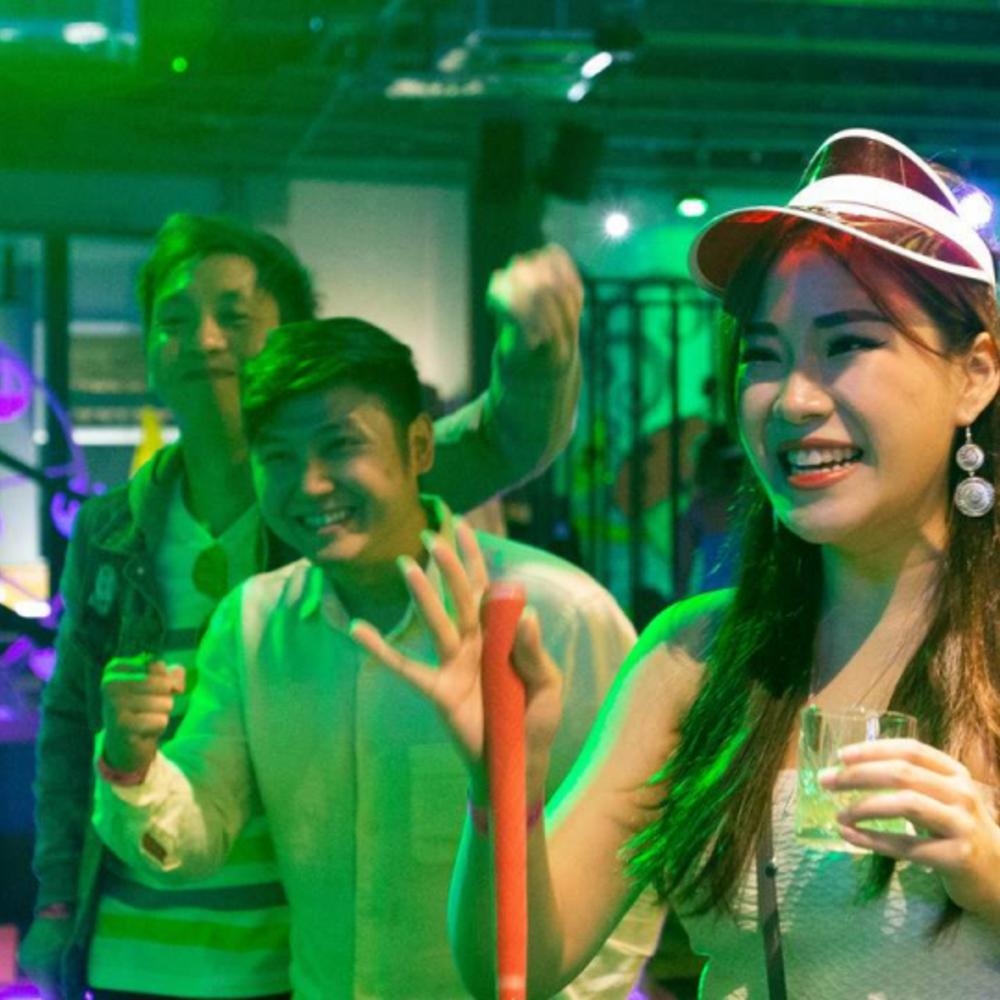 [싱가포르] |싱가포르| 홀리몰리 골프 클럽 18홀 (월-목요일)