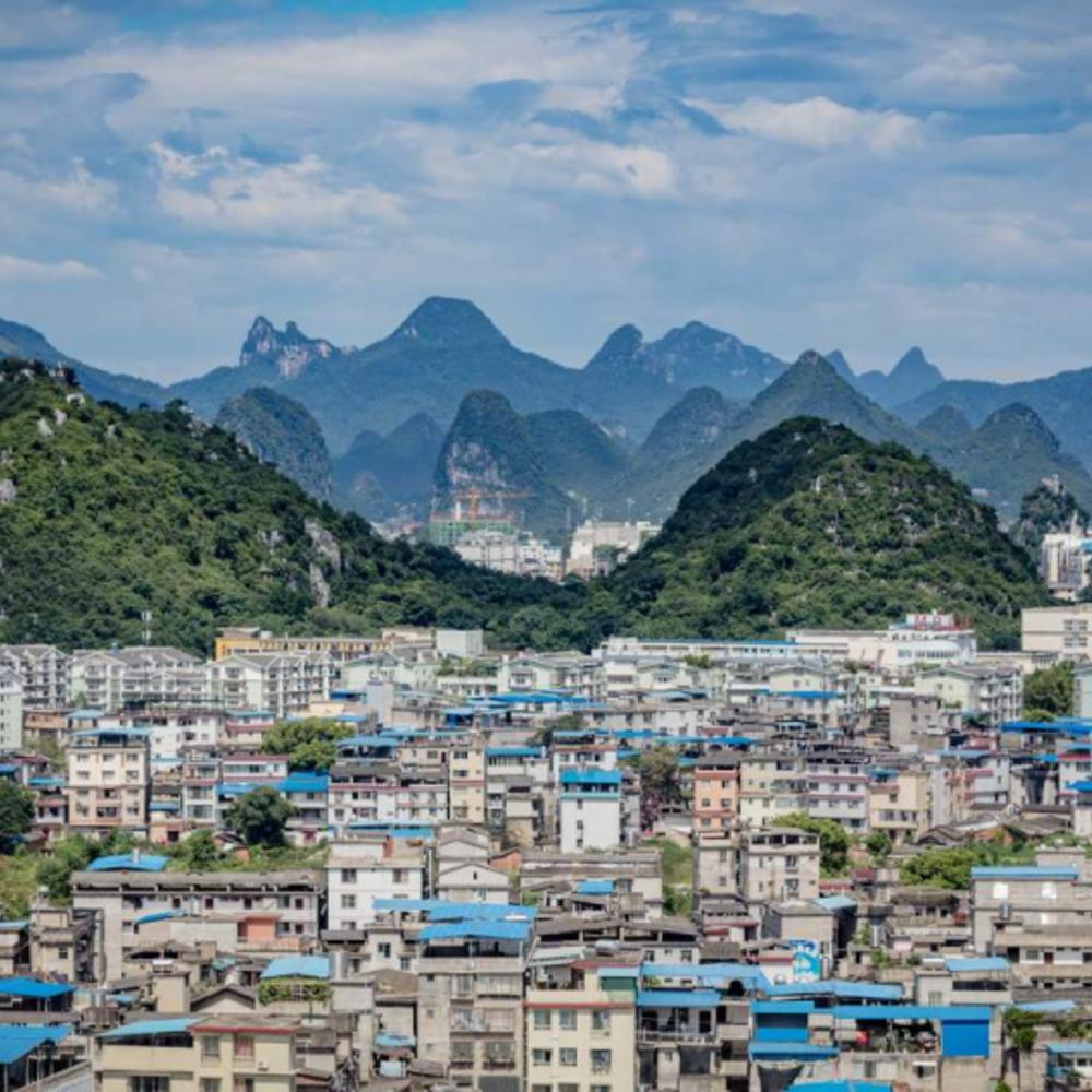 [중국] |구이린| 계림 첩채산 & 복파산 투어 미끄럼틀 +  콤보 티켓