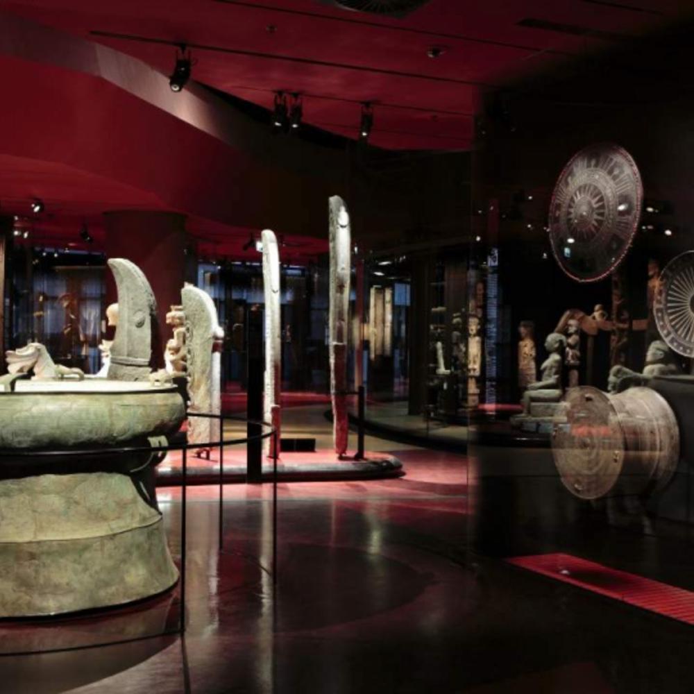 [프랑스] |파리| 파리 케 브랑리 - 자크 시라크 박물관 패스트트랙 입장권 상설 전시관