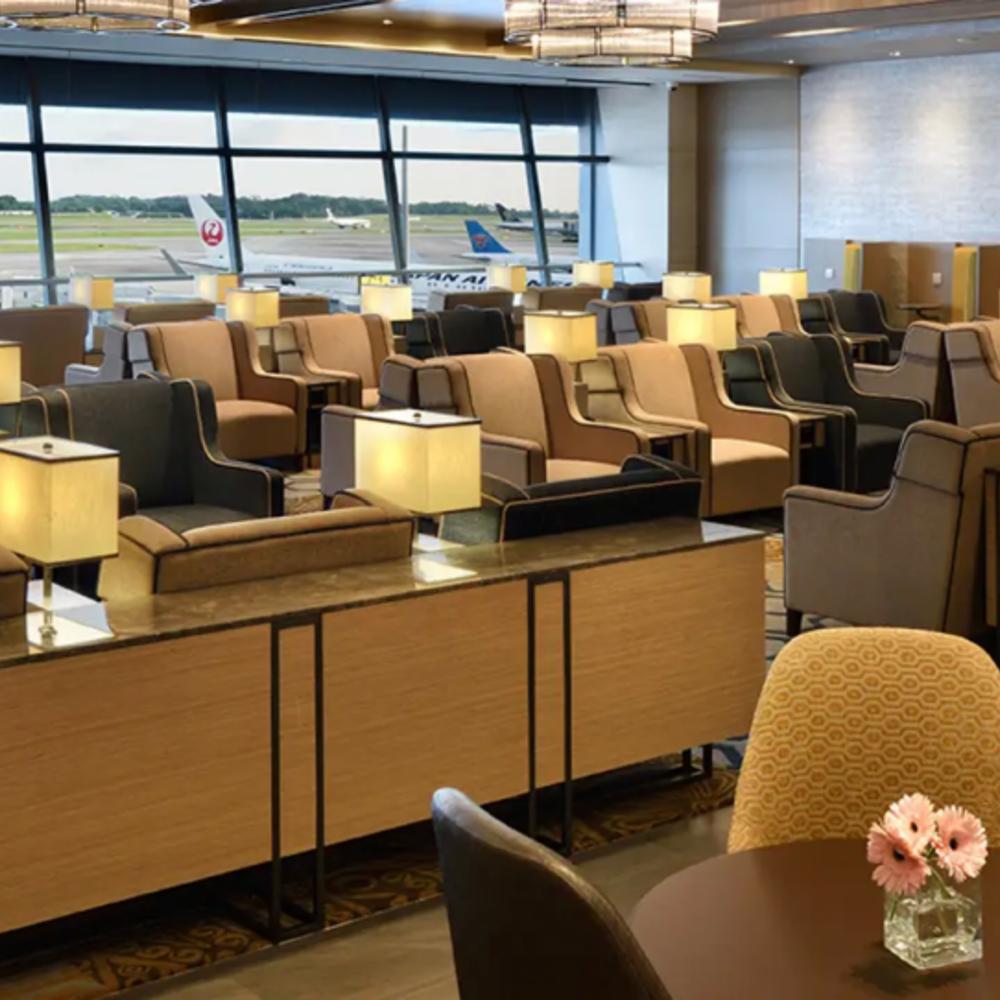 [싱가포르]  싱가포르  창이 공항 라운지 서비스 6시간 이용