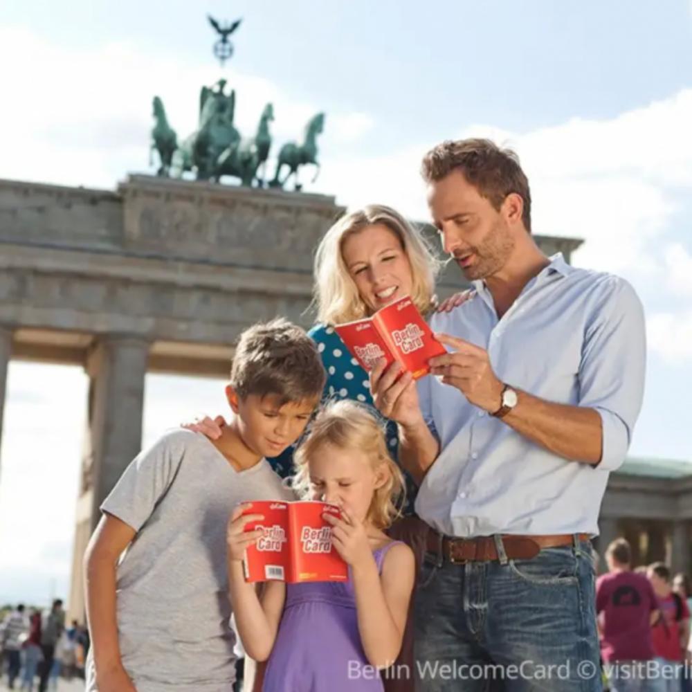 [독일] |베를린| 베를린 웰컴 카드 4일 · A, B & C · 선택안함