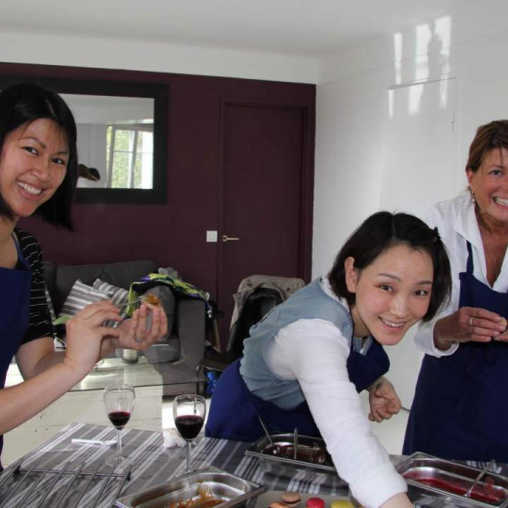 [프랑스] |파리| 마카롱 쿠킹 클래스 중국어 통역 서비스