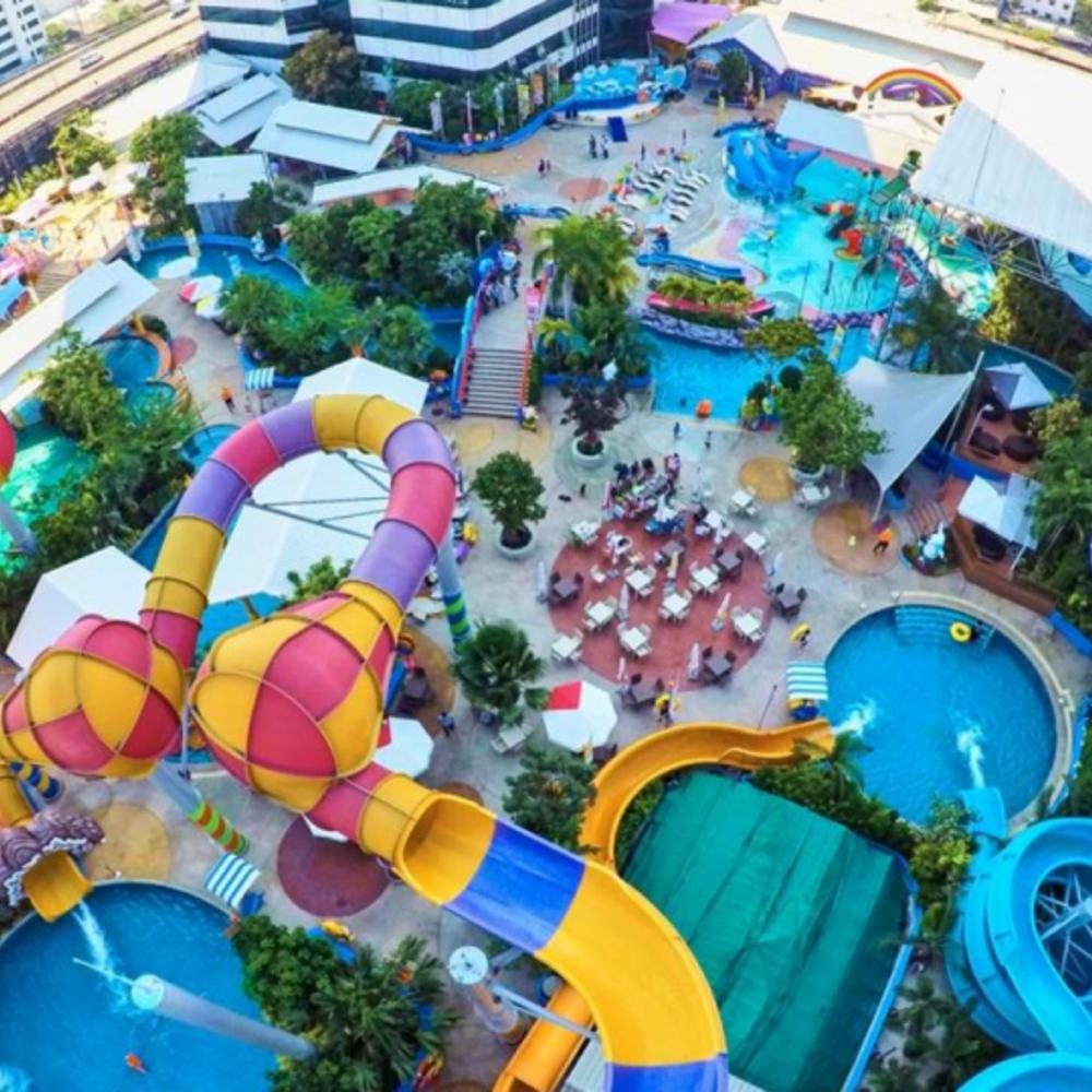 [태국] |방콕| 방콕 뽀로로 아쿠아파크 [40% 할인] 3인 입장권