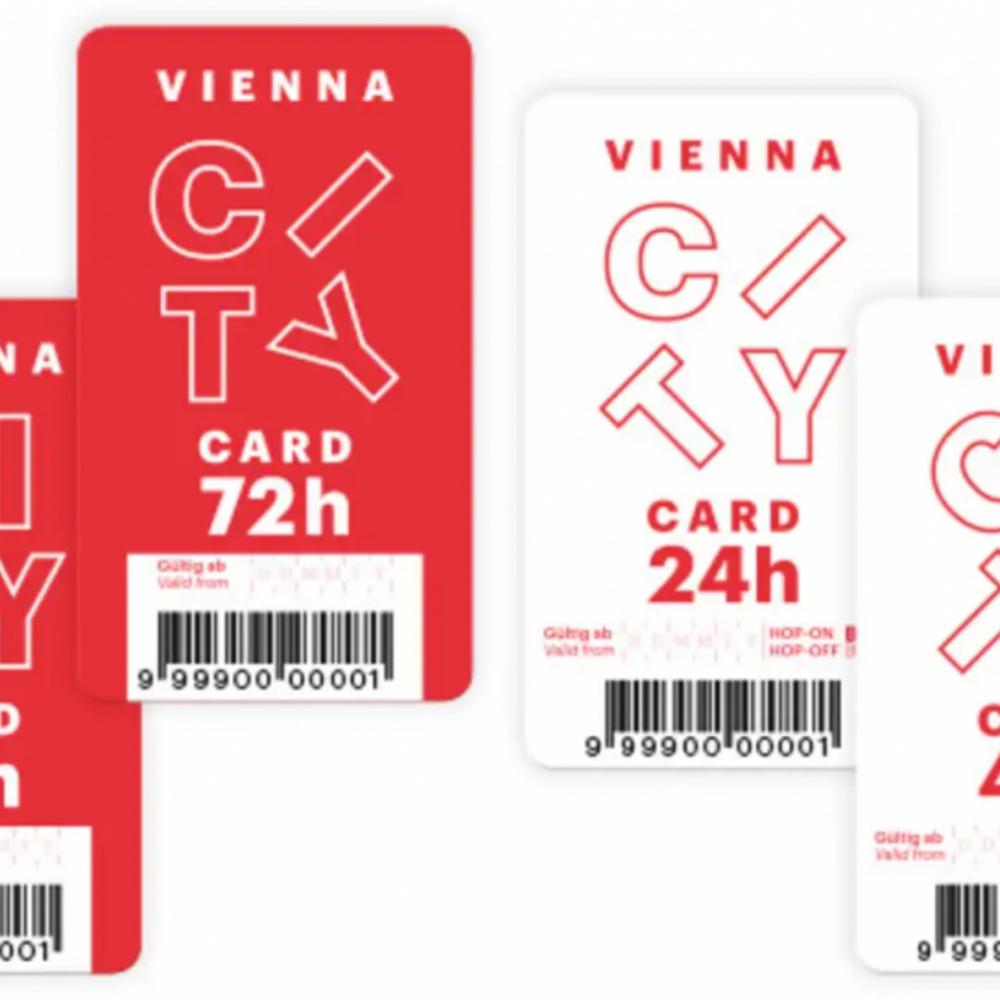 [오스트리아] |비엔나| 비엔나 시티 카드 입장권