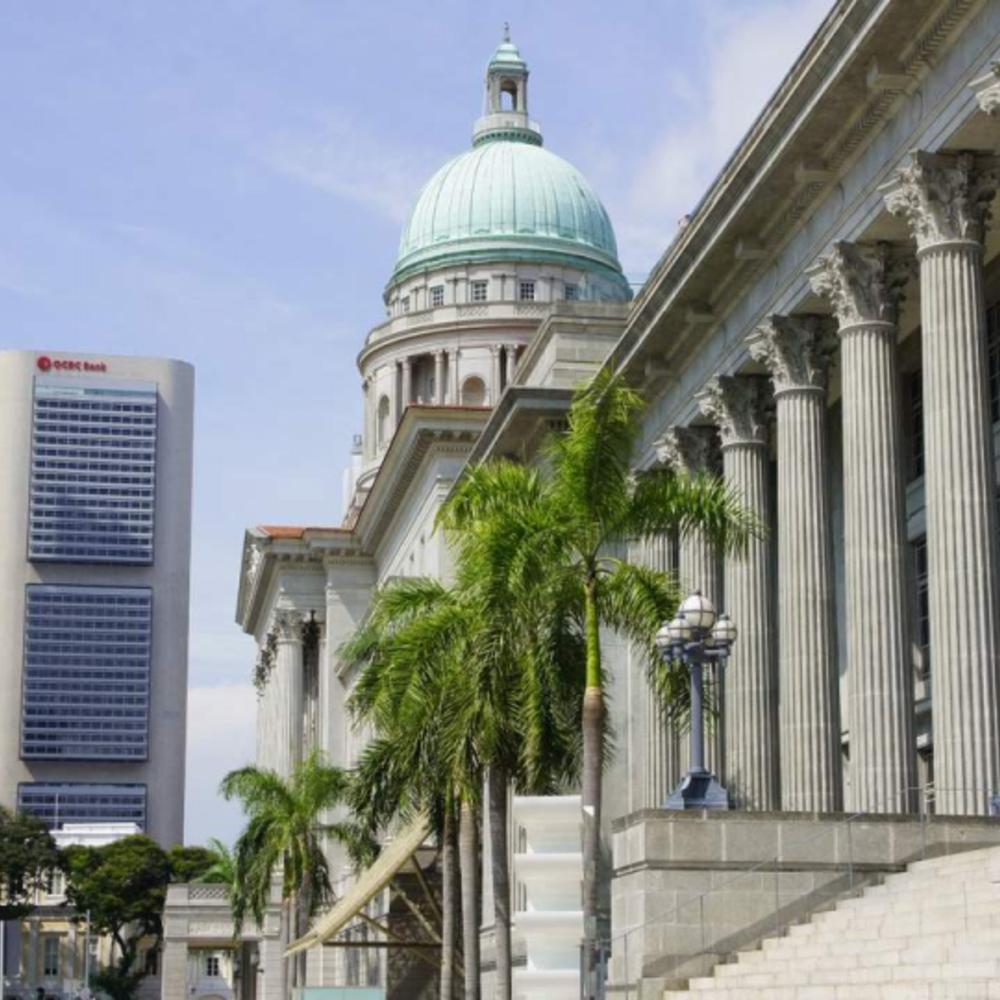 [싱가포르] |싱가포르| 오리지널 반나절 워킹 투어 오브 그레이브, 건 & 배틀