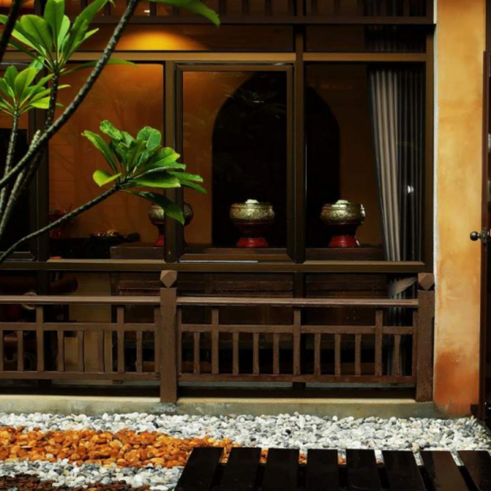 [태국]  파타야  파타야 오아시스 스파 트리트먼트 머리, 등, 어깨, 발 마사지