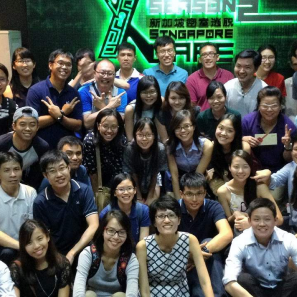 [싱가포르] |싱가포르| 방탈출 패키지 Xcape 롤 플레잉