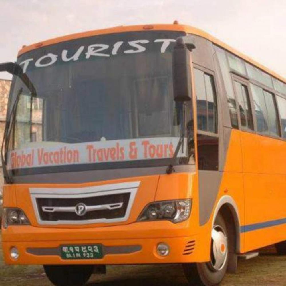 [네팔] |카트만두| 카트만두 - 포카라 고속버스 디럭스 패키지
