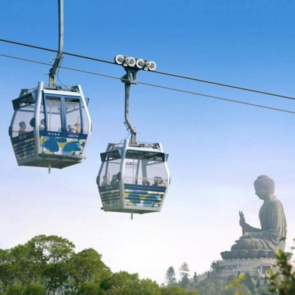 [홍콩] |홍콩| 클룩 & 마카오 2/3/5일 트래블 패스 홍콩   - 5일
