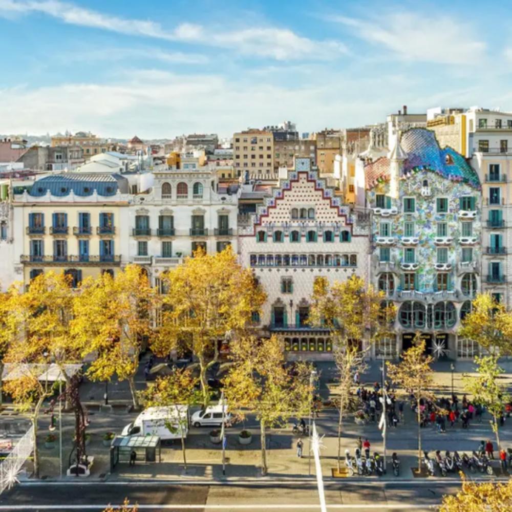 [스페인] |바르셀로나| 까사 바뜨요 입장권 주간 · 실버 체험