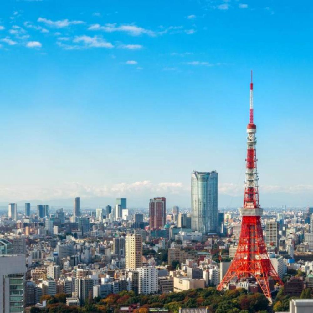 [일본] |도쿄| 도쿄 타워 전망대 입장권 대 1일 무제한