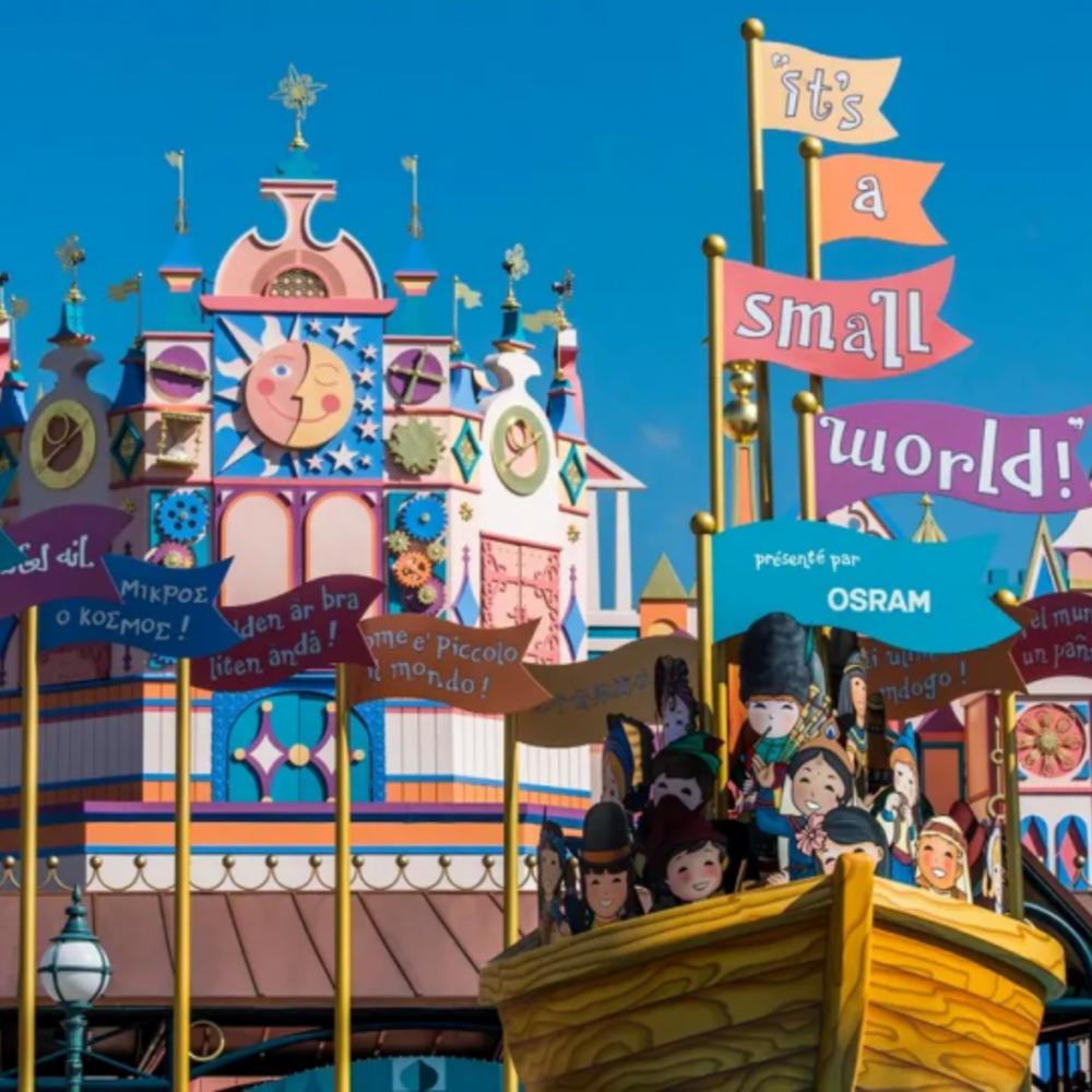 [프랑스]  파리  파리 디즈니랜드® 입장권 일반 입장 · 1일 · 파크 1개 이용 · 에펠탑 구역