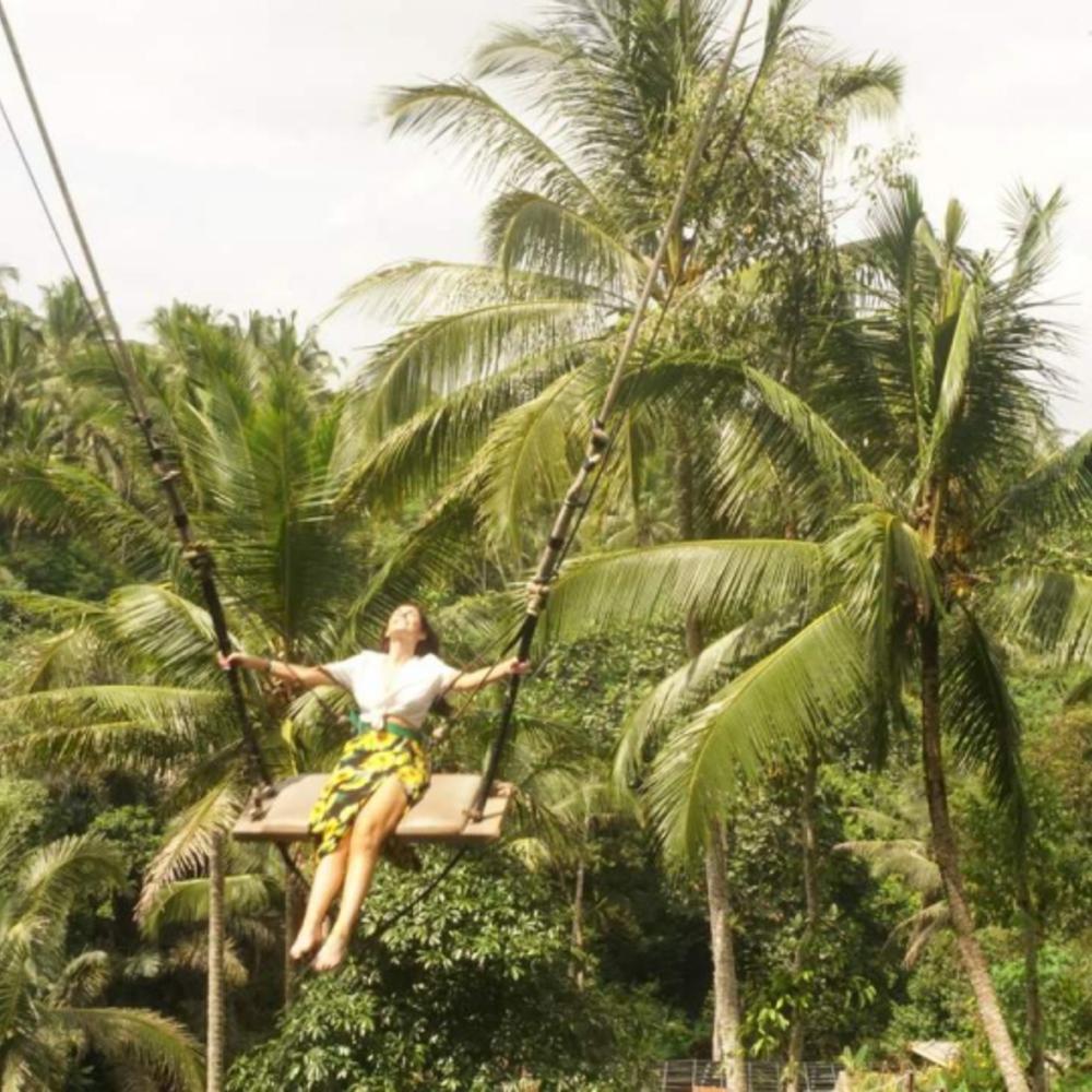 [인도네시아] |발리| 우붓 뜨갈랄랑 우마 파켈 스윙 올  패키지
