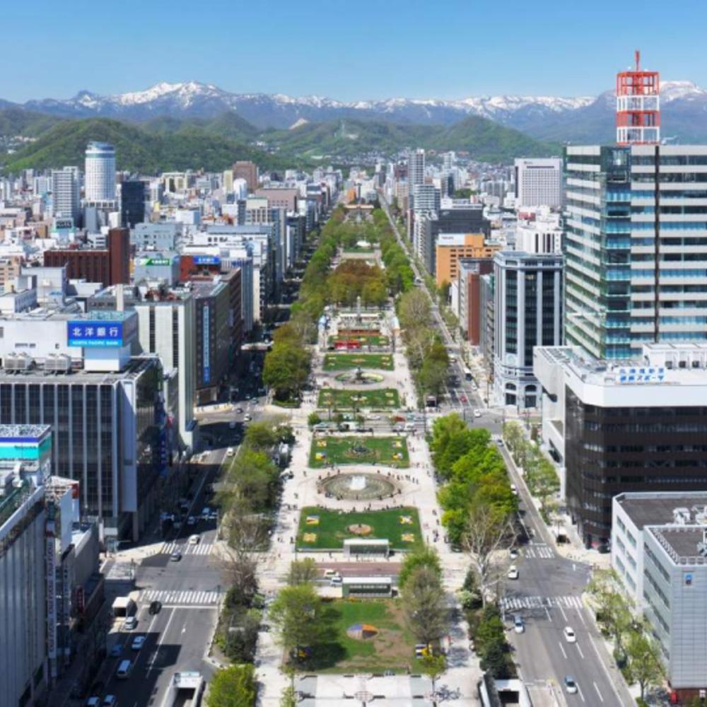 [일본] |홋카이도| 삿포로 TV 타워 입장권 전망대