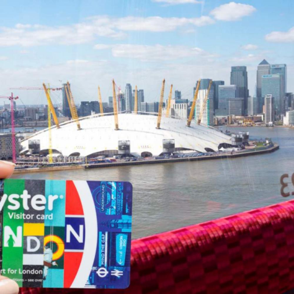 [영국] |런던| 런던 비지터 오이스터 카드 이용권