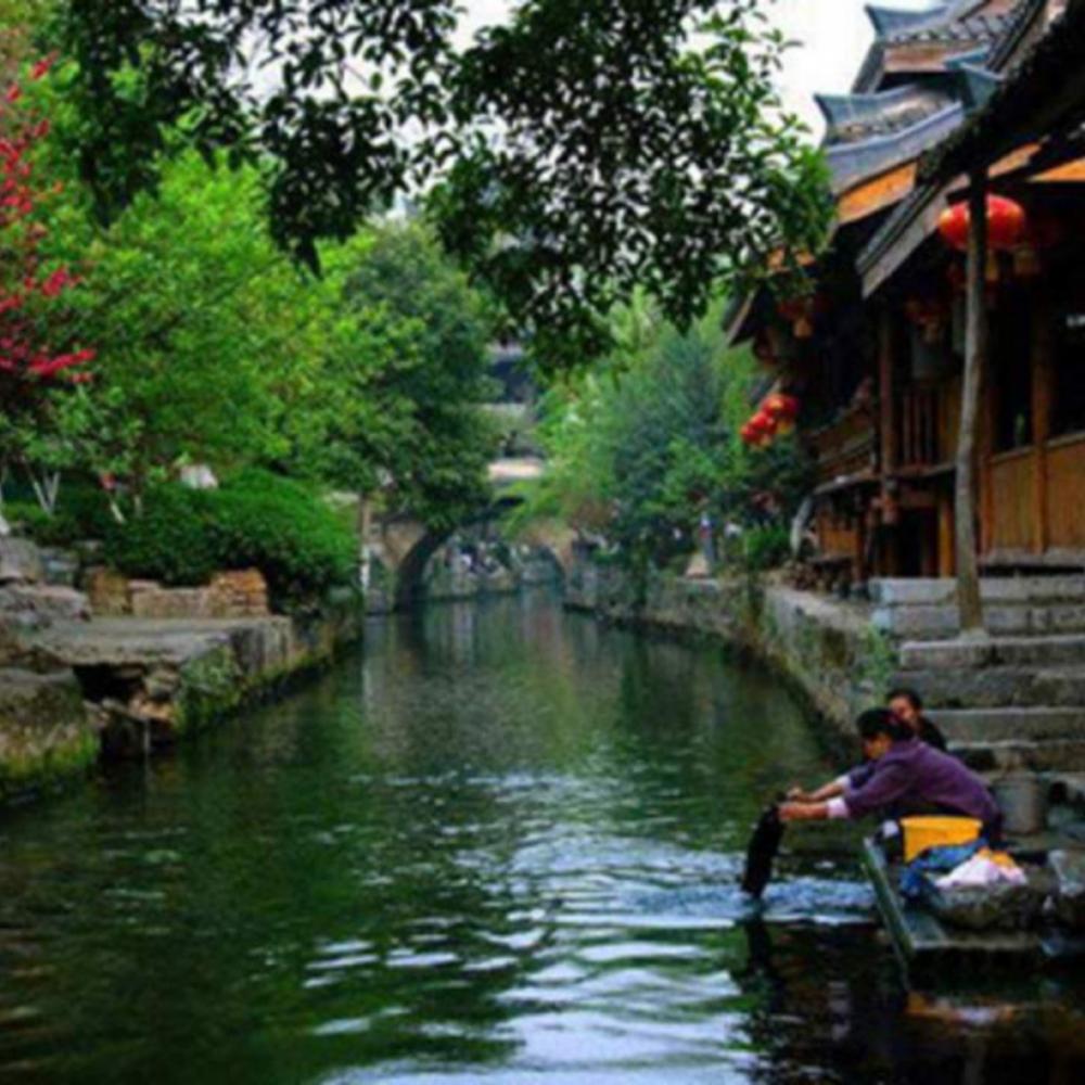 [중국] |구이린| 링취 운하 입장권 입장권