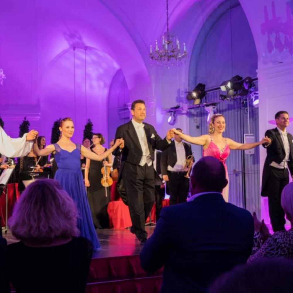 [오스트리아] |비엔나| 비엔나 쇤부른 궁전 콘서트 VIP · 선택안함