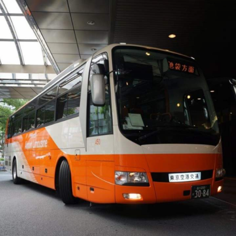 [일본]  도쿄  나리타/하네다 공항 - 도쿄 공항 리무진 버스 이동 서비스 하네다    (편도)