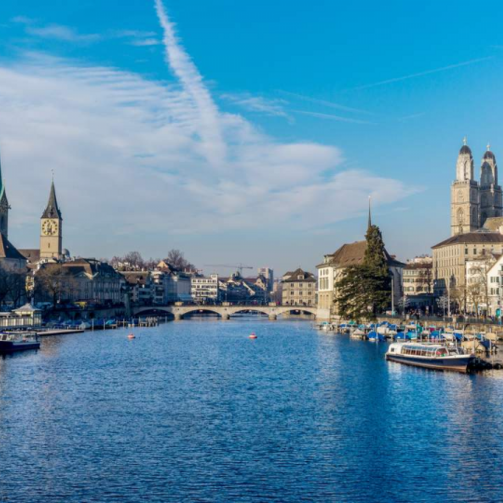 [스위스] |취리히| 취리히 시내 반나절 투어 중국어 오디오 가이드