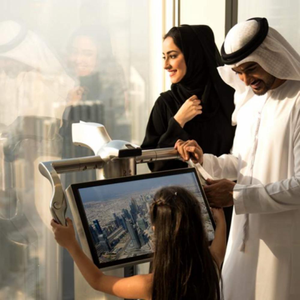 [아랍에미리트] |두바이| 부르즈 할리파 & 두바이 아쿠아리움 앤 언더워터 주 콤보 티켓 124층, 1