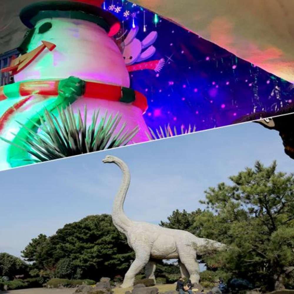 [제주도] |제주도| 아이스뮤지엄3D착시아트+5D+공룡랜드 입장권