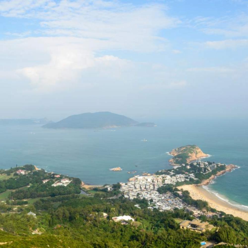 [홍콩] |홍콩| 드래곤스백 트레킹 투어 4-7인