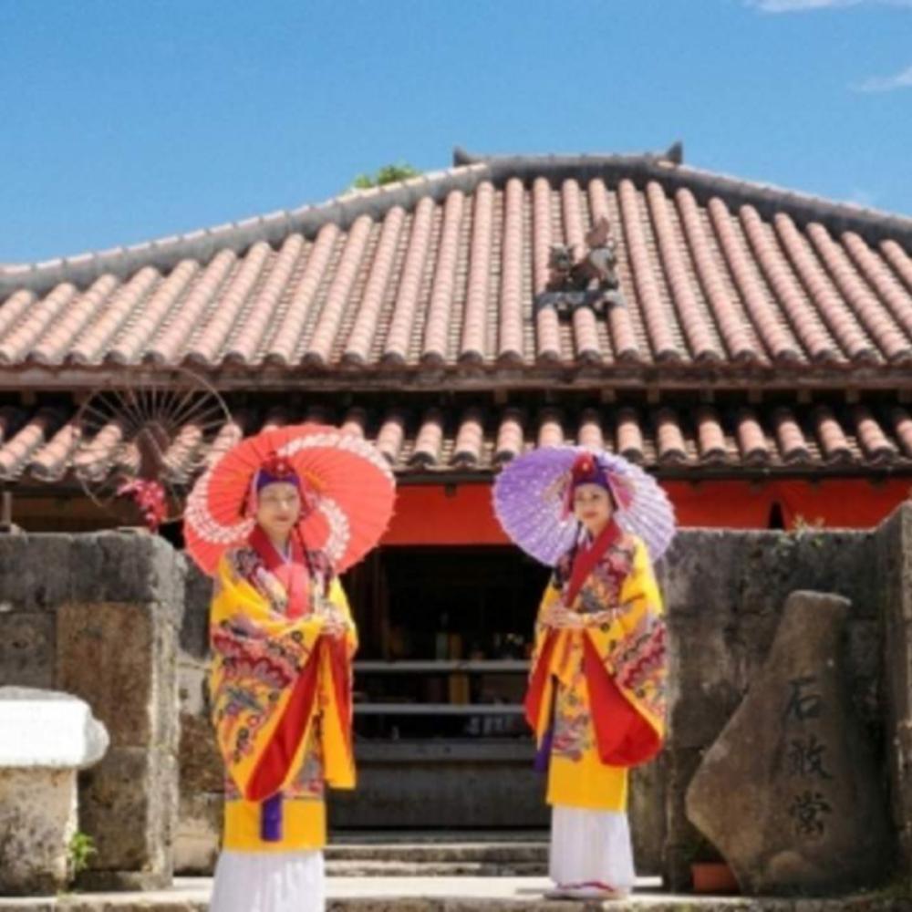 [일본] |오키나와&이시가키| 오키나와월드 입장권 & 문화 워크샵 체험 교쿠센도 및 류큐왕국 민