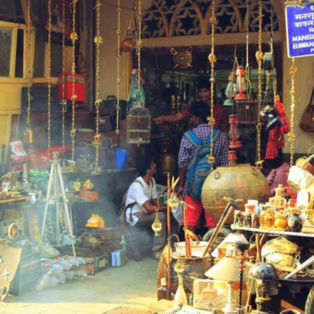 [인도] |뭄바이| 뭄바이 초르 바자 워킹 투어 입장권