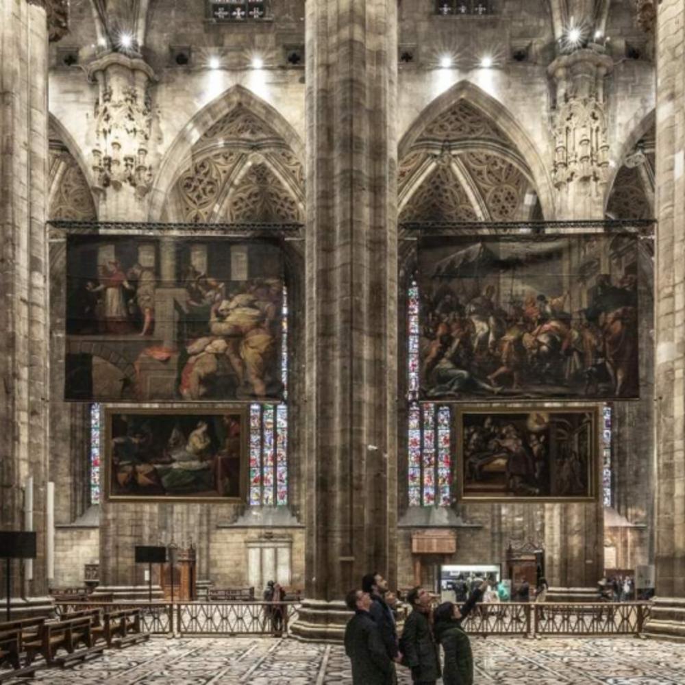 [이탈리아] |밀라노| 밀라노 두오모 & 고대 유적지 & 루프탑 프라이빗 투어 영어