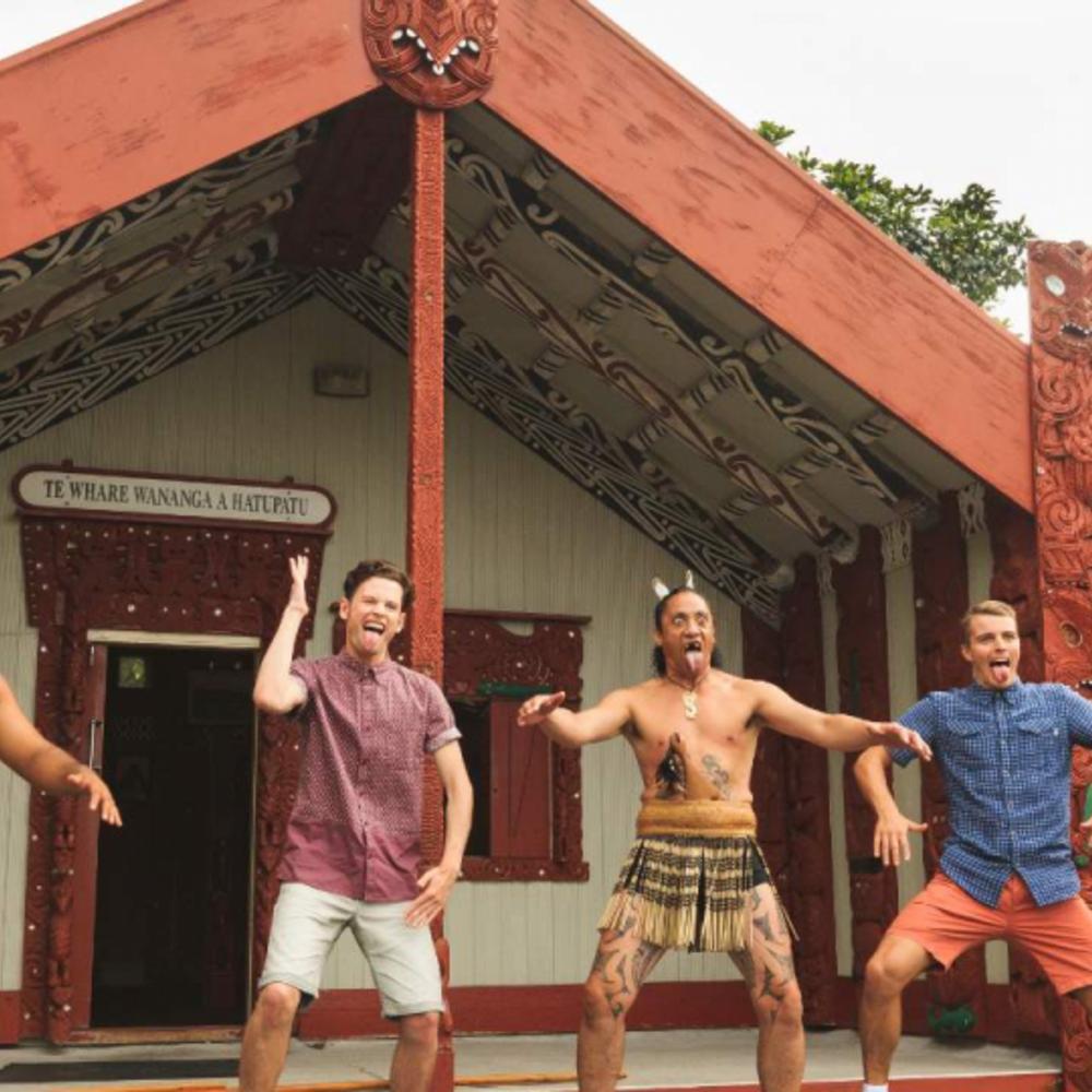 [뉴질랜드] |로토루아| 테푸이아 일일 패스 스팀박스 런치 투어