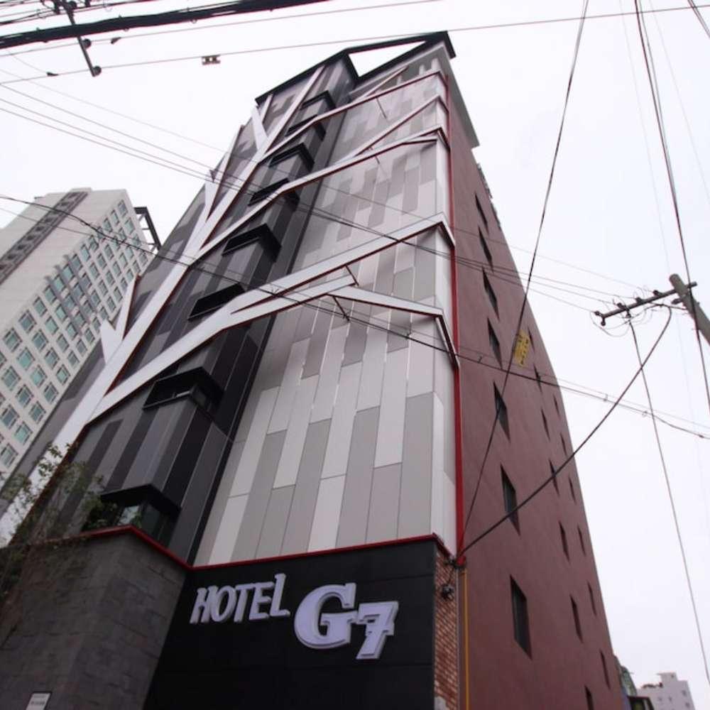 [부산광역시] G7 호텔