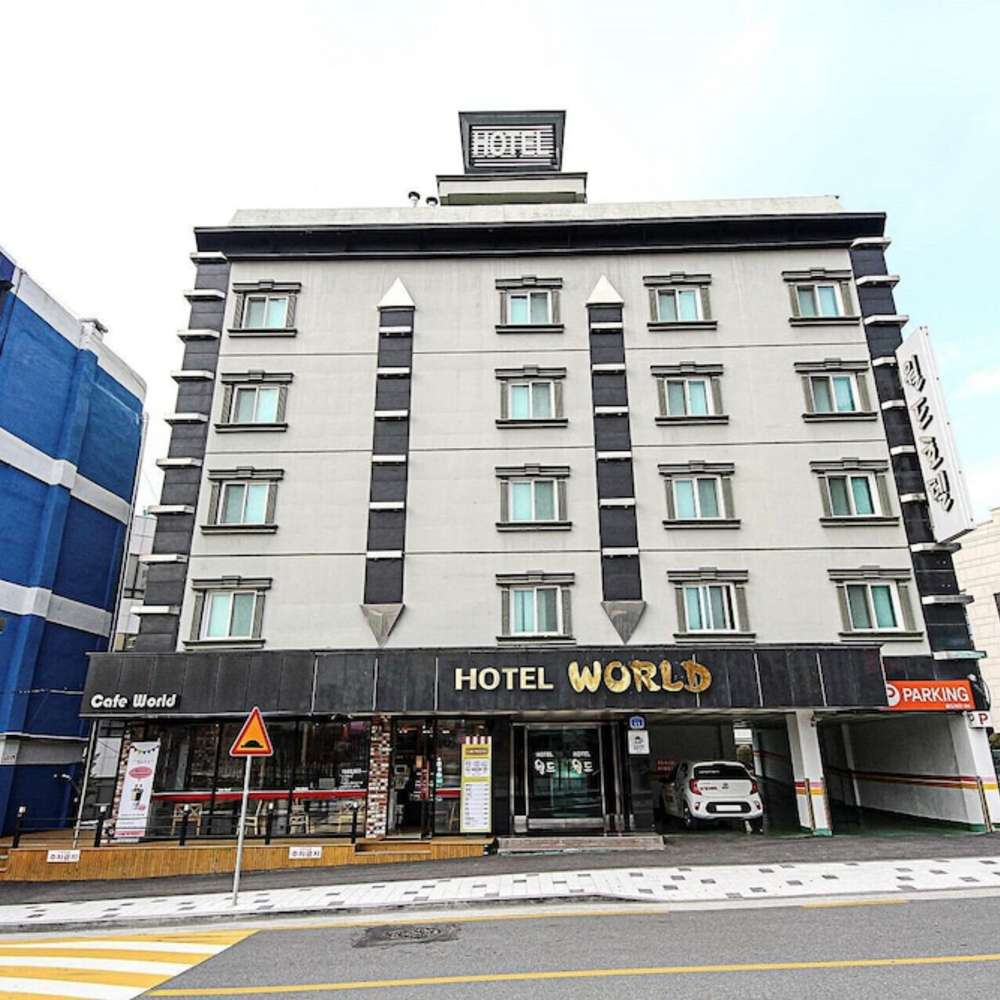 [춘천시] 월드 호텔