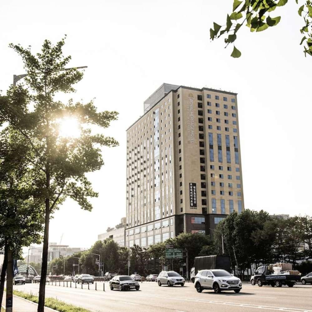 [안산시] 로얄 헤리티지 호텔