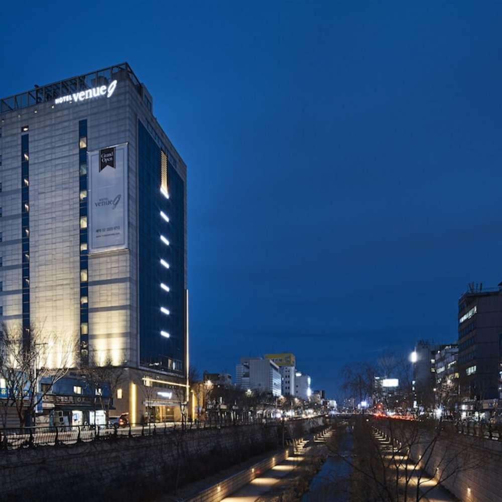 [서울특별시] 호텔 베뉴지