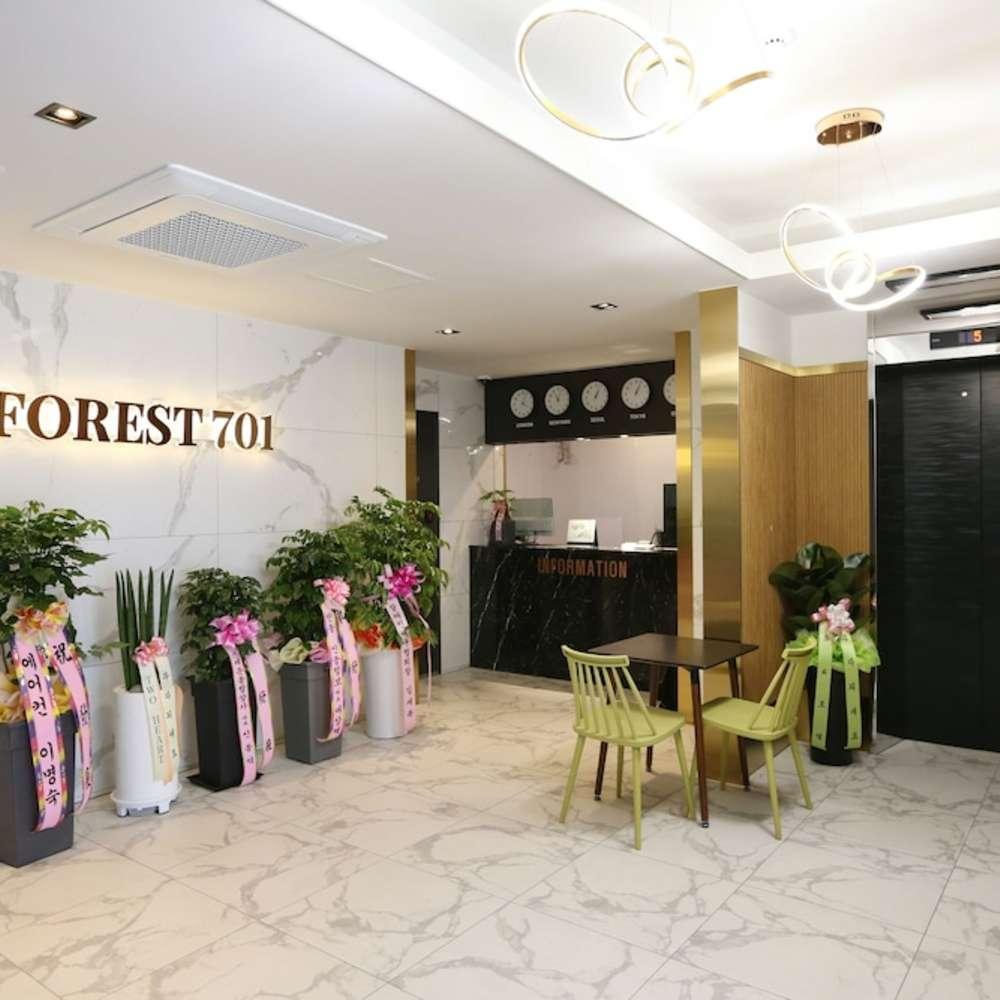 [동구] 포레스트701 호텔