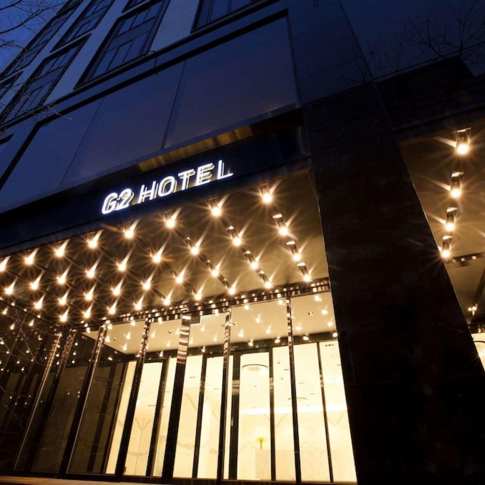 [서울특별시] G2 호텔 명동