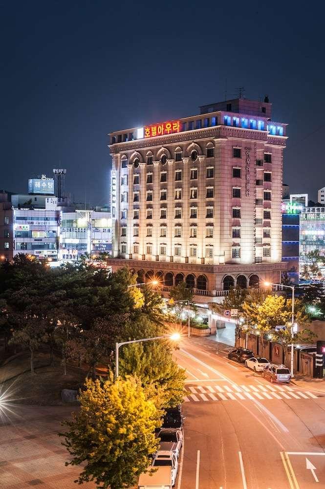 [안산시] 호텔아우라