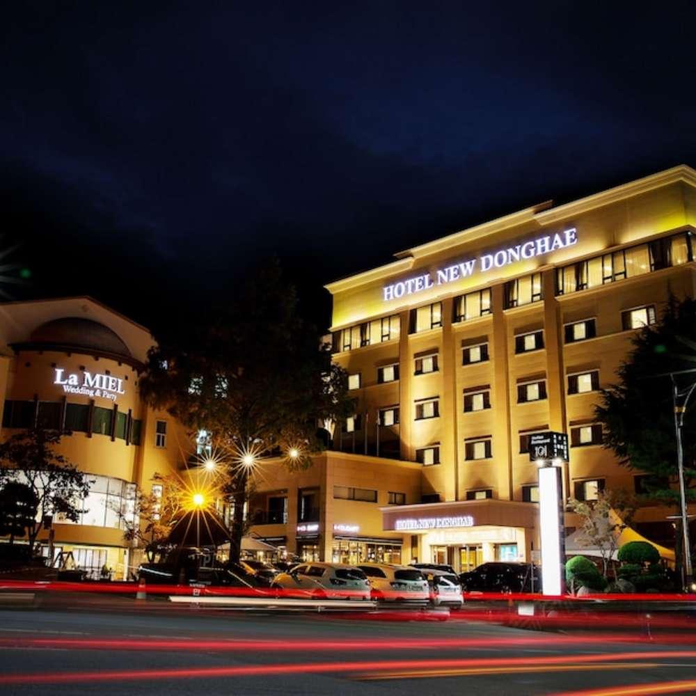 [동해시] 뉴동해 호텔