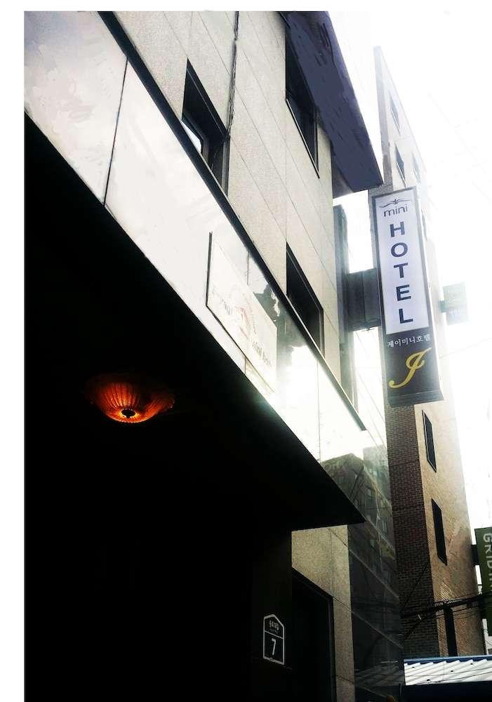 [서울특별시] 제이 미니 호텔 종로 인사동