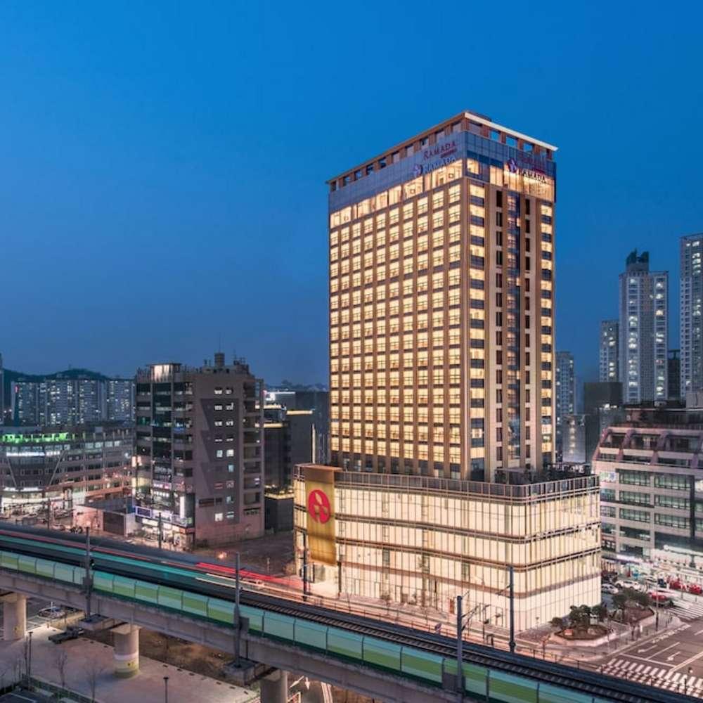 [인천광역시] 라마다인천호텔