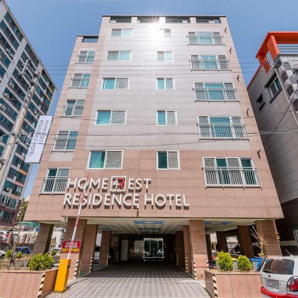 [거제시] 홈포레스트 레지던스 호텔