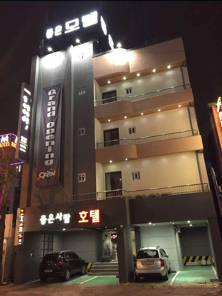 [포항시] 좋은사람모텔