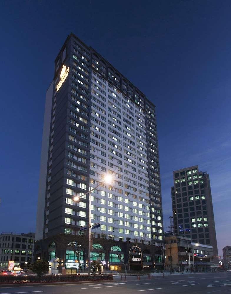 [부산광역시] 크라운 하버 호텔 부산