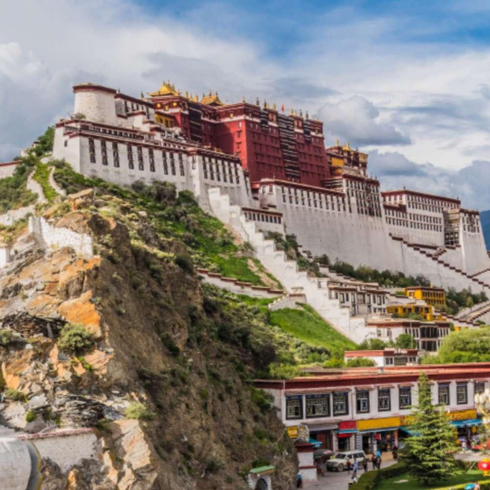 [티벳] [대한항공]영혼의 땅 티벳(칭짱열차) 8일